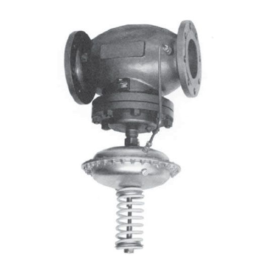 ZV230/231/232 D02 自力式(阀前)压力调节阀