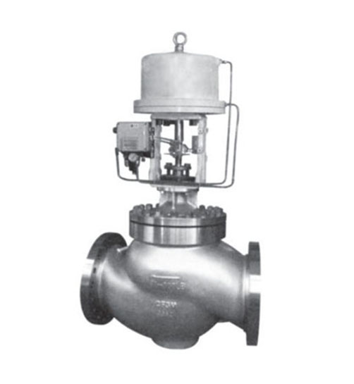 ZSGM 气动大口径套筒调节阀