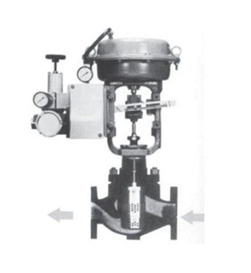 ZJHM-Z 笼式低噪音调节阀