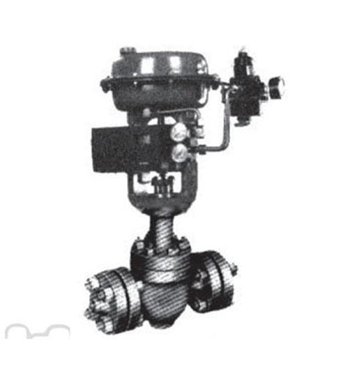 ZJHM-160 气动高压套筒调节阀