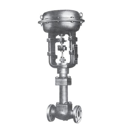 ZHLC-W 波纹管密封小口径笼式单座调节阀