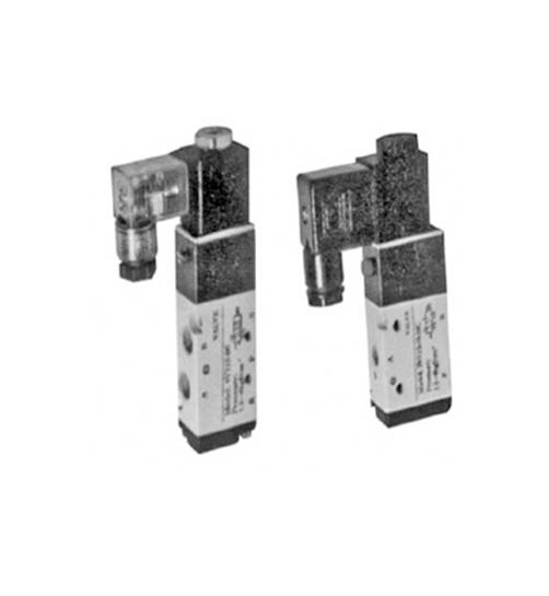 3V、4V系列3/2、5/2先导式电磁换向阀