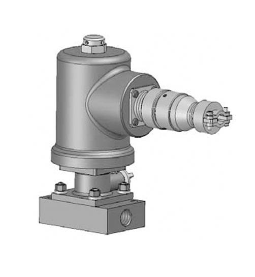 AMB系列3/2核仪表电磁阀