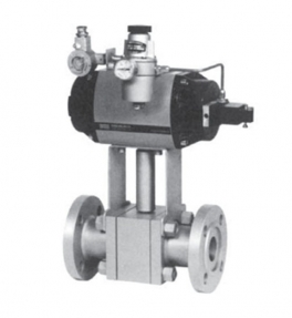 ZSHTR-320 气动高压O 型切断球阀