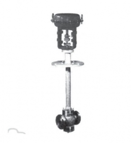 ZJHP-D 气动薄膜低温单座调节阀