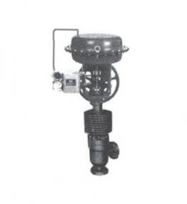 ZJHK-320 气动高压多级节流调节阀