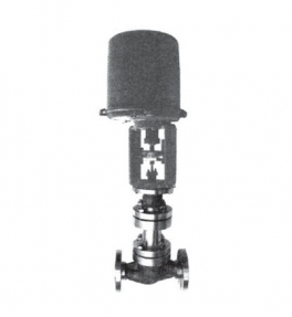 ZDLJP-W 电动精小单座波纹管密封调节阀