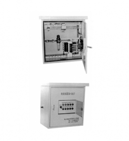 水处理电磁阀箱动控制系统